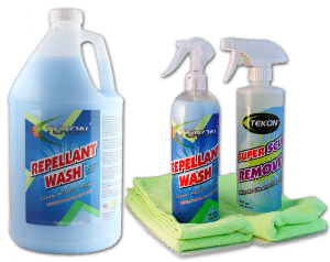 Tekon® Glass Sealant and Repellent