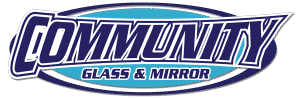 Community Glass & Mirror Logo Simi Valley